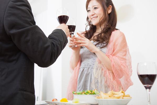 婚活パーティーに優先案内