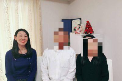 40代前半/男性(大阪市北区・会社員)