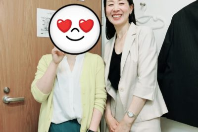 30代前半/女性(大阪府・会社員)