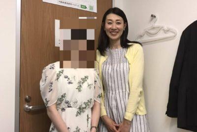 20代後半/女性(長岡京市・金融機関)