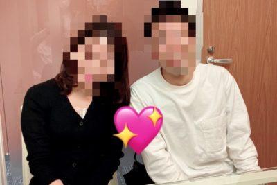 【成婚報告💕】20代女性ご成婚 辛い経験を乗り越え幸せを噛み締める!!